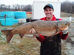 Marine Monster Mash Part 2: Asian Carp