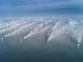 Here's a gust of new information about wind farm efficiency!