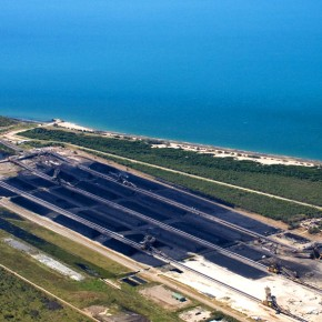 Is the Abbot Point expansion toxic to the Great Barrier Reef?