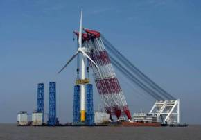 China's Offshore Wind to Pick Up the Pace