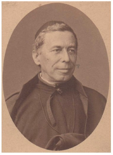 Father Pietro Angelo Secchi.  Image from Wenand 2010.