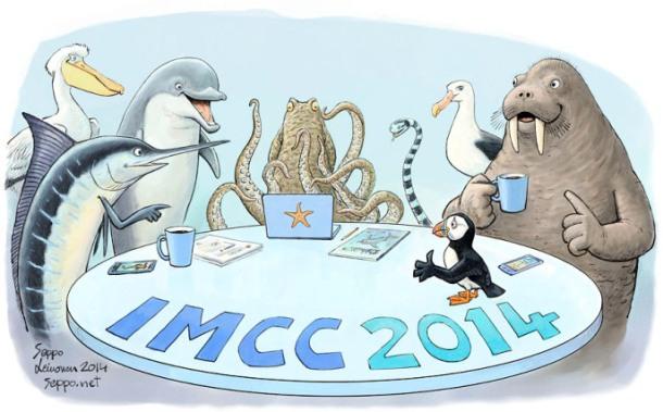 Marine animals workshop Ð IMCC2014
