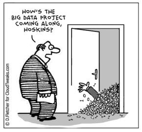 Big Data: BigProblems?