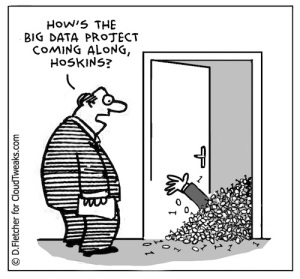 Too much big data