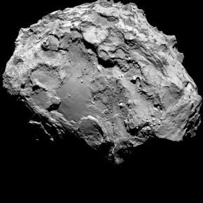 Philae Discovers Life's Building Blocks on Comet67C