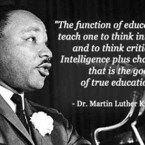 Changing the Conversation on MLKDay