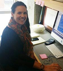 Scientist of the Month – Dr. SarahDavies