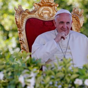 Pope Francis' Radical Guide to Climate Change