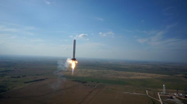 Grasshopper Source: SpaceX