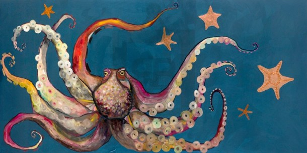 Image from http://www.greenboxart.com/store/octopus-and-starfish.html